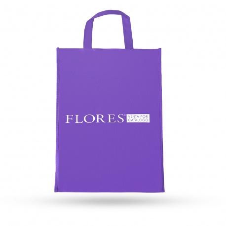Bolsa de catálogo Flores
