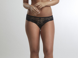 Colaless Lycra Y Blonda Negro 10765