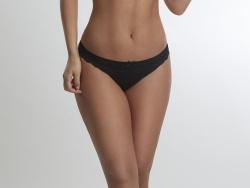 Colaless Lycra Y Blonda Negro 11885